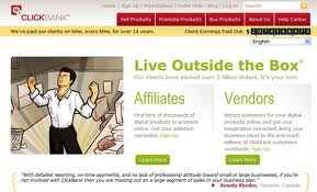 affiliate marketing big vendor