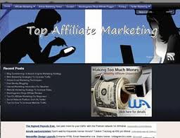 affiliate marketing advertising