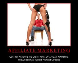 Funny affiliate marketing