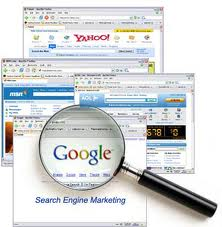 search engine for affiliate marketing advertising